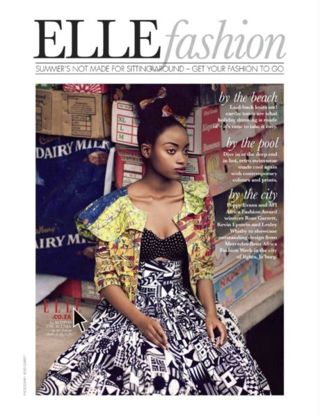 Elle South Africa Jozi Fashion Spread  - January 2013 - BellaNaija011
