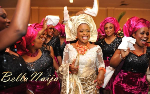 Faith Arigbe & Kenny Umenyi Traditional Wedding - January 2013 - BellaNaija033