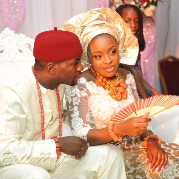 Faith Arigbe & Kenny Umenyi Traditional Wedding - January 2013 - BellaNaija041