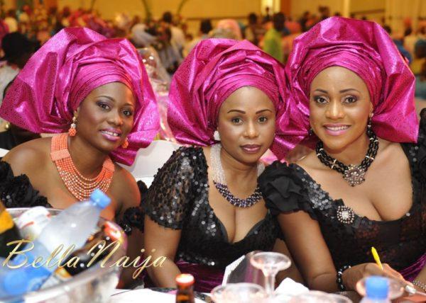 Faith Arigbe & Kenny Umenyi Traditional Wedding - January 2013 - BellaNaija046