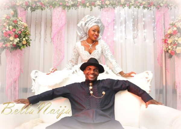 Faith Arigbe & Kenny Umenyi Traditional Wedding - January 2013 - BellaNaija058