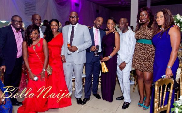 Faith Arigbe & Kenny Umenyi White Wedding 1 - January 2013 - BellaNaija002