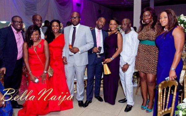 Faith Arigbe & Kenny Umenyi White Wedding 1 - January 2013 - BellaNaija002