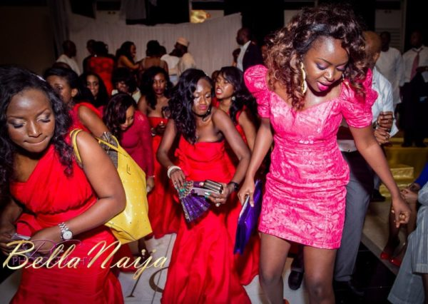 Faith Arigbe & Kenny Umenyi White Wedding 1 - January 2013 - BellaNaija004
