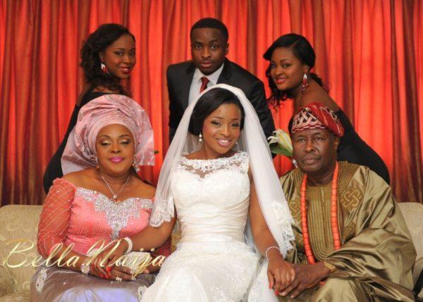 Faith Arigbe & Kenny Umenyi White Wedding 1 - January 2013 - BellaNaija011
