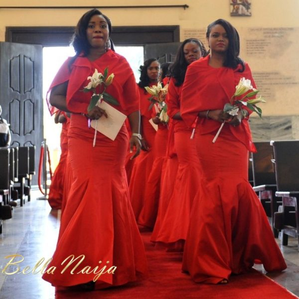 Faith Arigbe & Kenny Umenyi White Wedding 1 - January 2013 - BellaNaija013