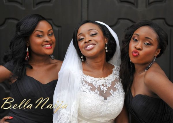 Faith Arigbe & Kenny Umenyi White Wedding 1 - January 2013 - BellaNaija020