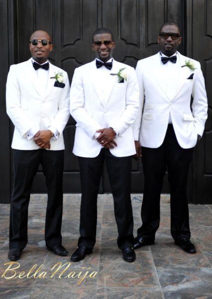 Faith Arigbe & Kenny Umenyi White Wedding 1 - January 2013 - BellaNaija021