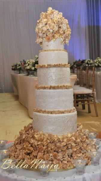 Faith Arigbe & Kenny Umenyi White Wedding 1 - January 2013 - BellaNaija023