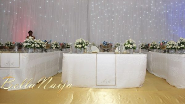 Faith Arigbe & Kenny Umenyi White Wedding 1 - January 2013 - BellaNaija024