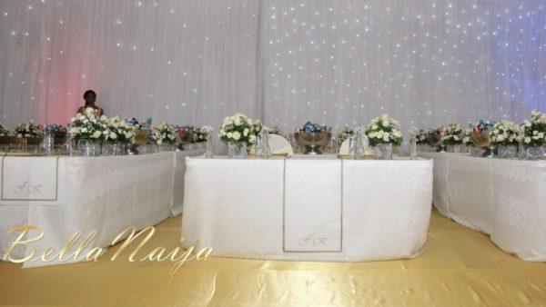 Faith Arigbe & Kenny Umenyi White Wedding 1 - January 2013 - BellaNaija024
