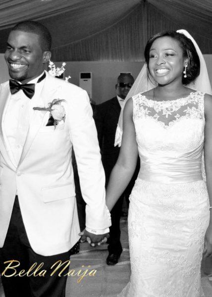 Faith Arigbe & Kenny Umenyi White Wedding 1 - January 2013 - BellaNaija027
