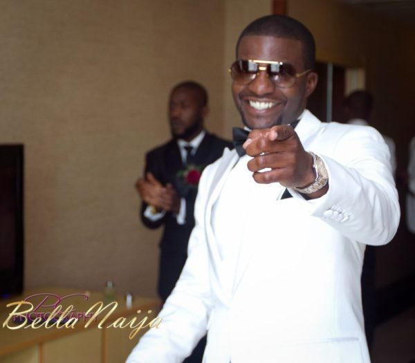 Faith Arigbe & Kenny Umenyi White Wedding 1 - January 2013 - BellaNaija045