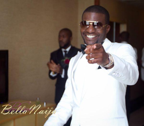 Faith Arigbe & Kenny Umenyi White Wedding 1 - January 2013 - BellaNaija045