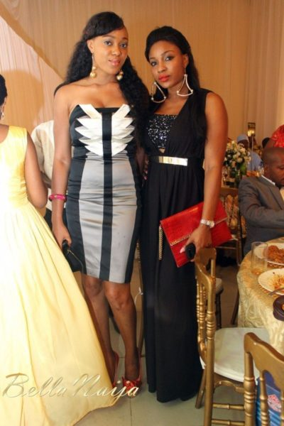 Faith Arigbe & Kenny Umenyi White Wedding 2 - January 2013 - BellaNaija297