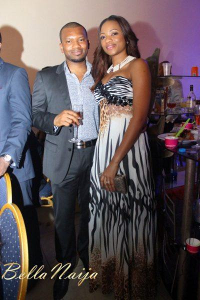 Faith Arigbe & Kenny Umenyi White Wedding 2 - January 2013 - BellaNaija374