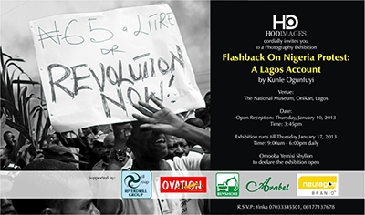 Flashback on Nigeria's Protest - A Lagos Account