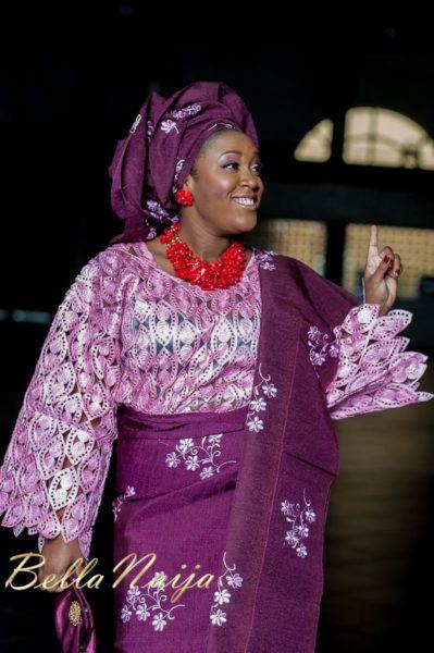 Fola Ayoola & Akin Eso of WED Magazine Traditional Engagement - January 2013 - BellaNaija004