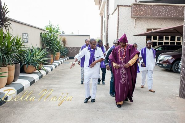 Fola Ayoola & Akin Eso of WED Magazine Traditional Engagement - January 2013 - BellaNaija010