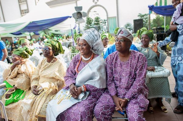 Fola Ayoola & Akin Eso of WED Magazine Traditional Engagement - January 2013 - BellaNaija016