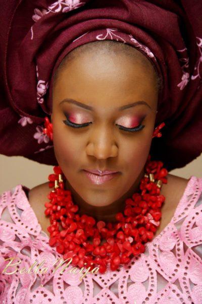 Fola Ayoola & Akin Eso of WED Magazine Traditional Engagement - January 2013 - BellaNaija023