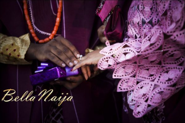 Fola Ayoola & Akin Eso of WED Magazine Traditional Engagement - January 2013 - BellaNaija030