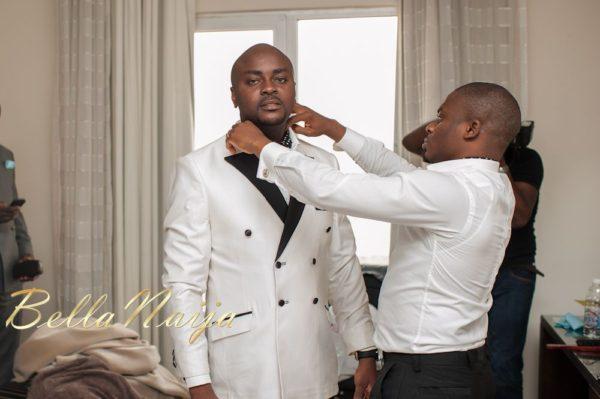 Fola Ayoola & Akin Eso of WED Magazine White Wedding - January 2013 - BellaNaija004