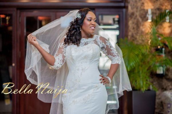 Fola Ayoola & Akin Eso of WED Magazine White Wedding - January 2013 - BellaNaija009