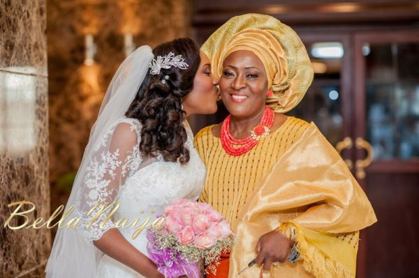 Fola Ayoola & Akin Eso of WED Magazine White Wedding - January 2013 - BellaNaija010
