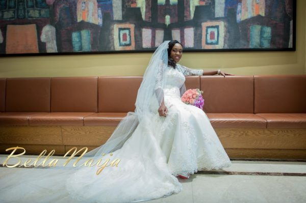 Fola Ayoola & Akin Eso of WED Magazine White Wedding - January 2013 - BellaNaija011