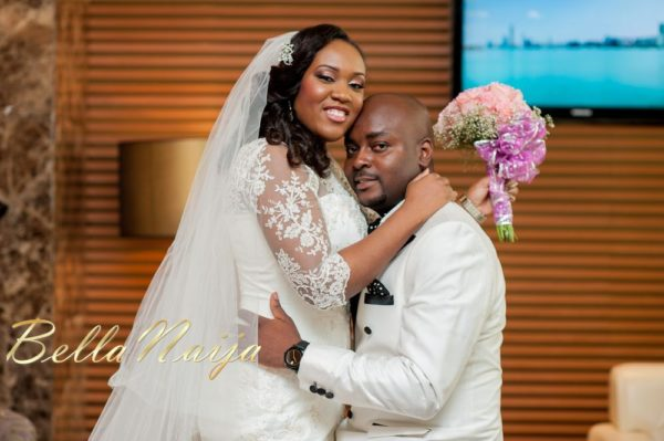 Fola Ayoola & Akin Eso of WED Magazine White Wedding - January 2013 - BellaNaija013