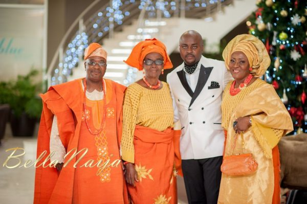Fola Ayoola & Akin Eso of WED Magazine White Wedding - January 2013 - BellaNaija017
