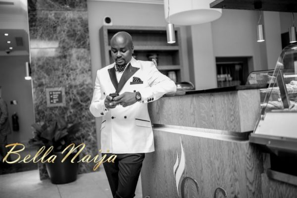 Fola Ayoola & Akin Eso of WED Magazine White Wedding - January 2013 - BellaNaija020