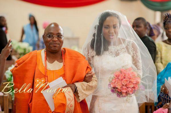 Fola Ayoola & Akin Eso of WED Magazine White Wedding - January 2013 - BellaNaija025