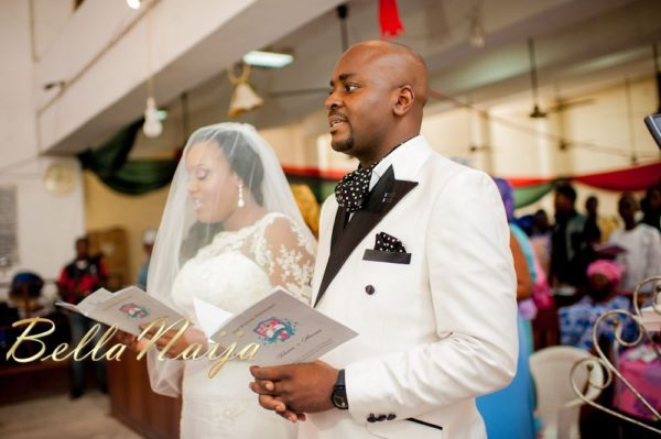 Fola Ayoola & Akin Eso of WED Magazine White Wedding - January 2013 - BellaNaija028