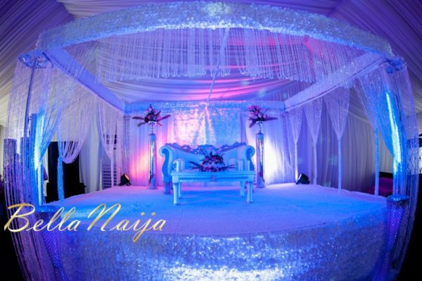 Fola Ayoola & Akin Eso of WED Magazine White Wedding - January 2013 - BellaNaija039