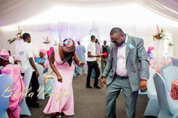 Fola Ayoola & Akin Eso of WED Magazine White Wedding - January 2013 - BellaNaija047