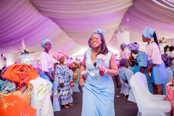 Fola Ayoola & Akin Eso of WED Magazine White Wedding - January 2013 - BellaNaija049