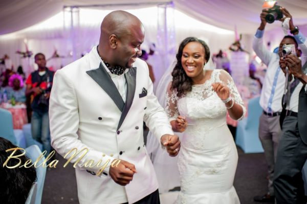 Fola Ayoola & Akin Eso of WED Magazine White Wedding - January 2013 - BellaNaija051