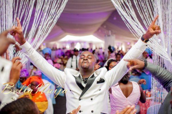 Fola Ayoola & Akin Eso of WED Magazine White Wedding - January 2013 - BellaNaija052