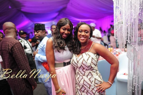 Fola Ayoola & Akin Eso of WED Magazine White Wedding - January 2013 - BellaNaija075