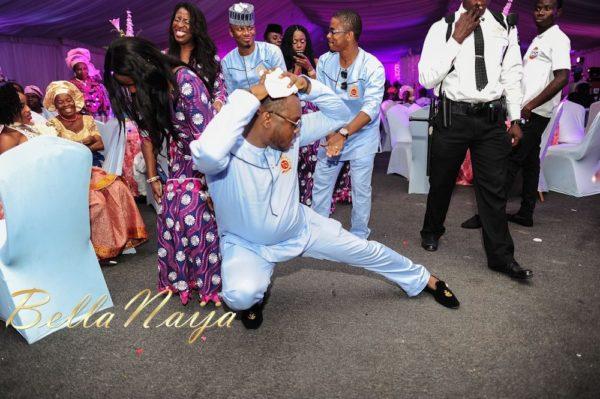 Fola Ayoola & Akin Eso of WED Magazine White Wedding - January 2013 - BellaNaija077