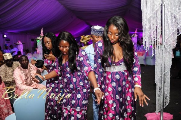 Fola Ayoola & Akin Eso of WED Magazine White Wedding - January 2013 - BellaNaija078