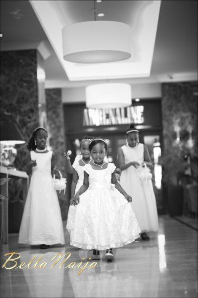 Fola Ayoola & Akin Eso of WED Magazine White Wedding - January 2013 - BellaNaija094