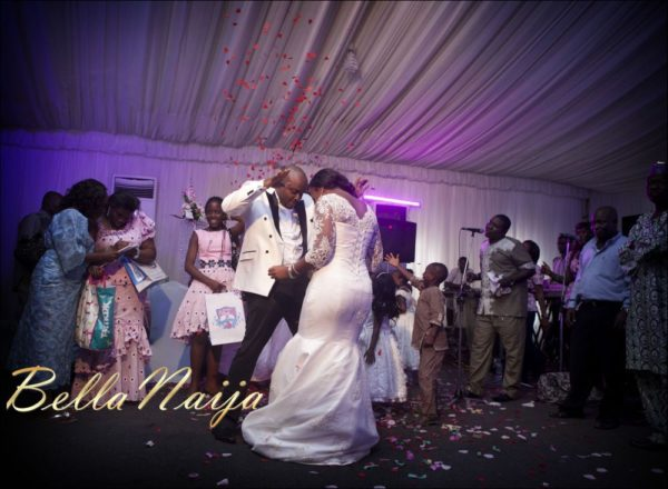 Fola Ayoola & Akin Eso of WED Magazine White Wedding - January 2013 - BellaNaija108