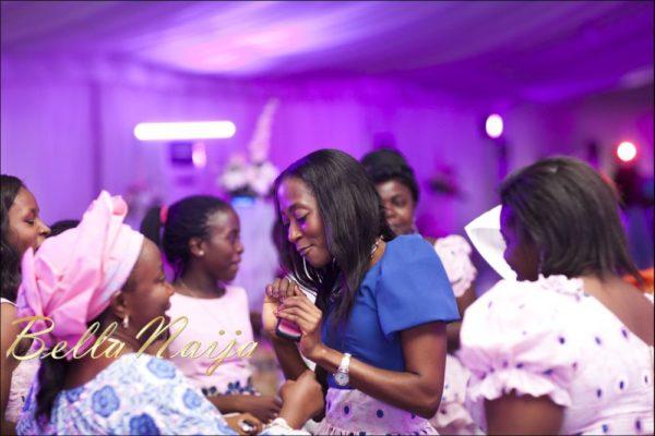 Fola Ayoola & Akin Eso of WED Magazine White Wedding - January 2013 - BellaNaija109