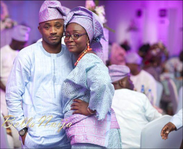 Fola Ayoola & Akin Eso of WED Magazine White Wedding - January 2013 - BellaNaija113