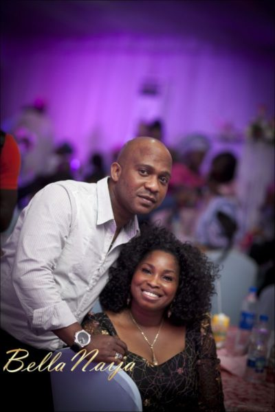 Fola Ayoola & Akin Eso of WED Magazine White Wedding - January 2013 - BellaNaija115