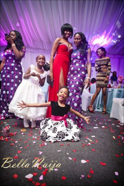Fola Ayoola & Akin Eso of WED Magazine White Wedding - January 2013 - BellaNaija120