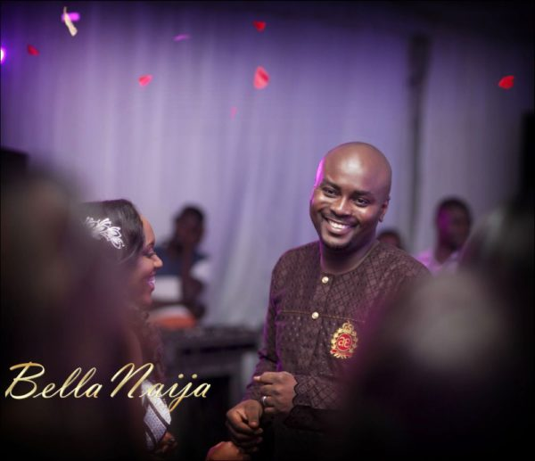 Fola Ayoola & Akin Eso of WED Magazine White Wedding - January 2013 - BellaNaija124